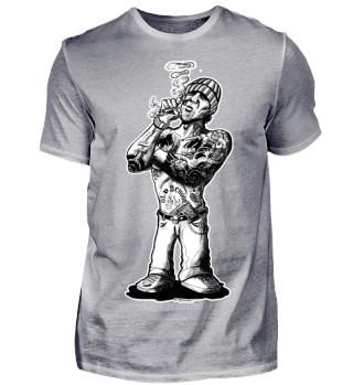 Eastside Shirt | Gangster