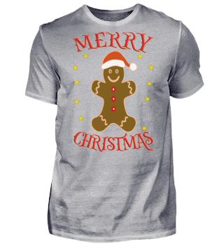 Merry Christmas SantaLebkuchenmann