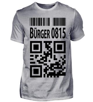 Bürger 0815