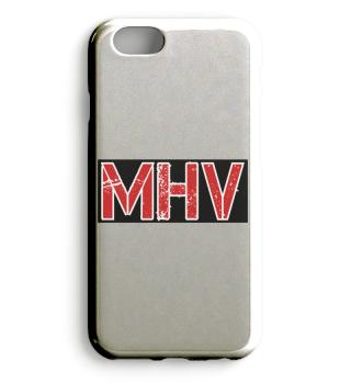 Handyhülle iPhone Meerbuscher HV