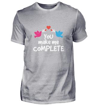 make me complete - Hochzeit Heirat