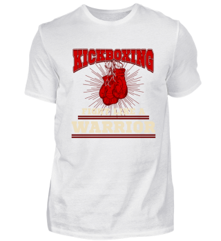 Kickboxing Kickboxer Martial Arts Gift