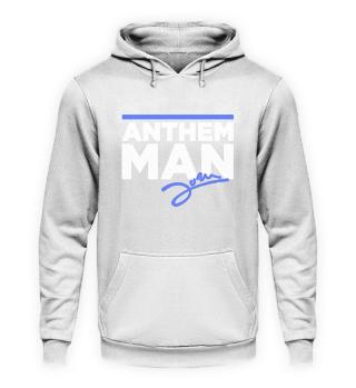 Anthem Man - Hoodie II