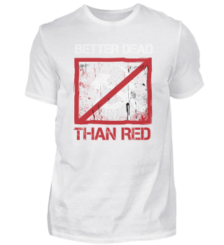 Anti Socialism Stop Red