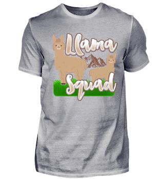 Llama Squad