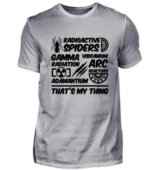 Superhero Spyder Shirt Tee