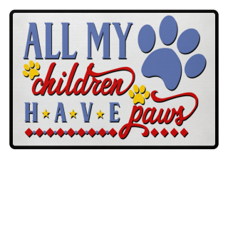 ★ All My Children Have Pawns - Cats 1a
