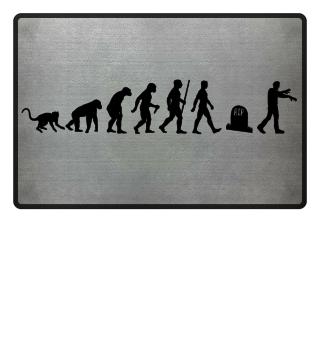 Evolution Of Humans - Zombie I