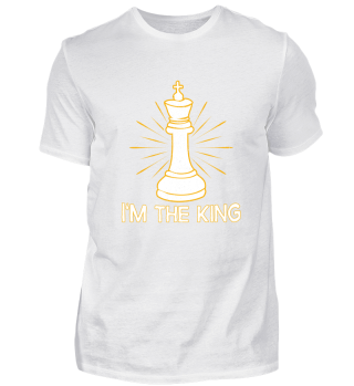 I'm The King Chess Piece