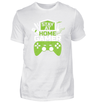 Stay at home Gamer - Gaming Videogames