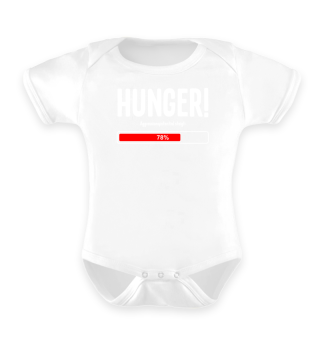 Agressionspotential - hunger - weiss