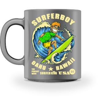 ♥ SURFERBOY · HAWAII #2SAT