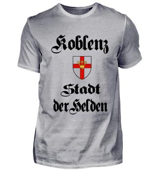 Koblenz - Stadt der Helden