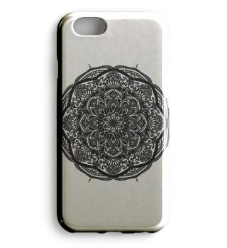 Smartphone-Hülle Mandala Geschenk