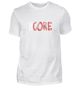 Speedcore T-Shirt - Rave Techno Electro Musik Bass