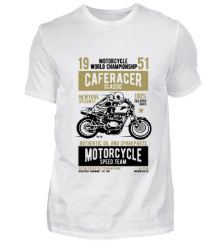 ☛ CAFERACER CLASSiC #1.2