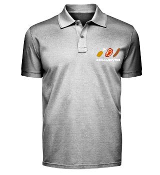 Grillmeister - Das Poloshirt