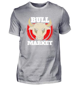 Bullen Markt - Börse Finanzen Geld Aktie