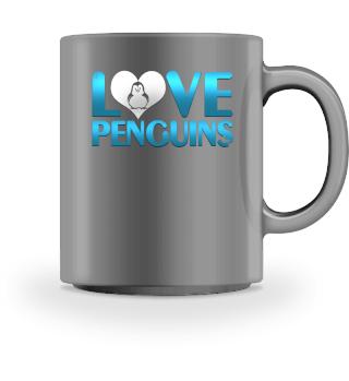 Love Penguins