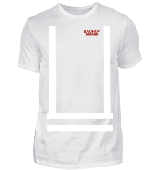 Bauhof Weber Shirt (Weiße Streifen)