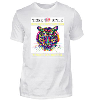 Tiger / Style / Yellow