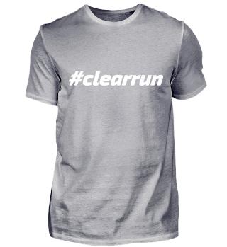 #clearrun