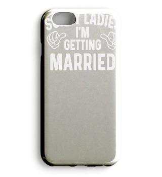 sorry ladies - wedding funny gift