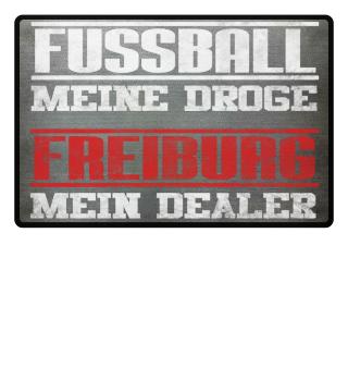 Freiburg Fußmatte Fußball Fan Geschenk