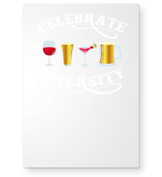 BEER AND WINE Celebrate Diversity