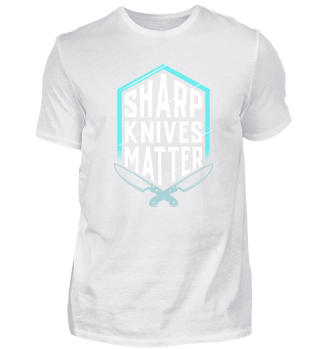 CHEF/COOKING: Sharp Knives Matter