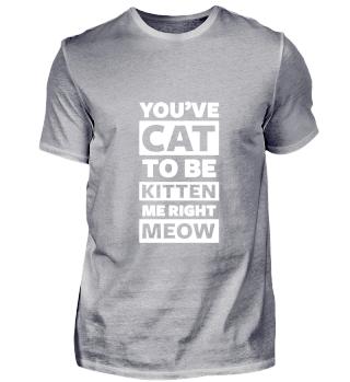 Kitten Me Now gift for Cat Lovers