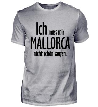 Mallorca nicht schön saufen