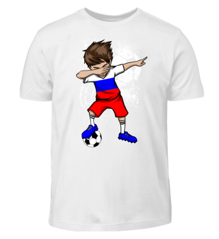 RUSSIA Soccer Football Boy Dab