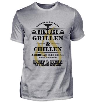 GRILL SHIRT · GRILLEN & CHILLEN #1.5