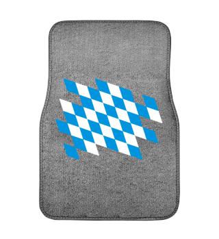 Freistaat Bayern Farben - Aussch. Auto 1