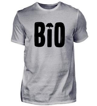 Bio Baum schwarz- Geschenk Idee