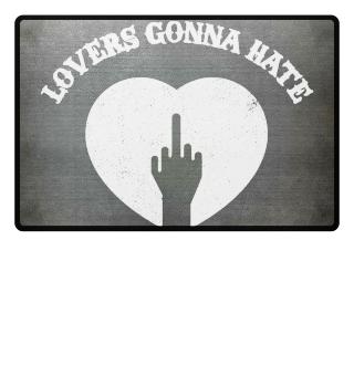 Lovers- Doormat