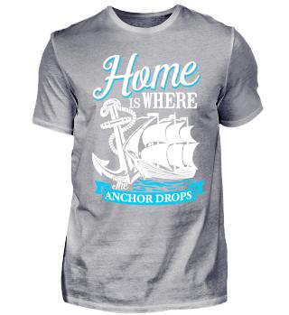 Sailing Yacht Skipper Sailboat Anchor