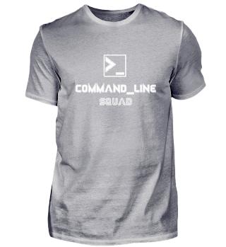 Command Line Squad Programmerc CLI