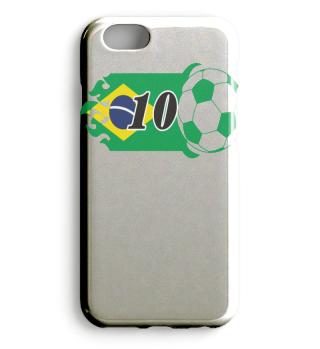 Brazil Nr 10 unisex