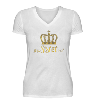 ♛ Royal Crown - Best Sister Ever