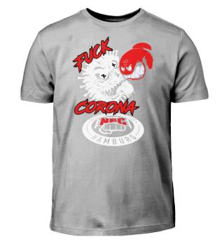 Fuck Corona NFC Kreis 2 Kids Shirt
