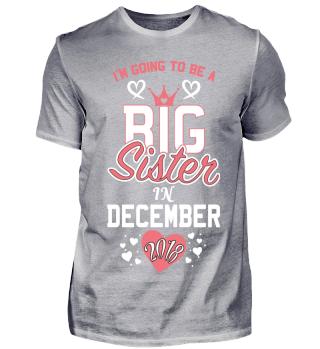 Pregnant Mom Big sister in December