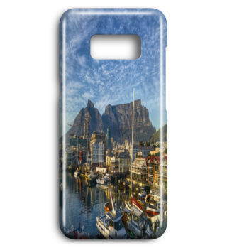 CAPE TOWN WATERFRONT SAMSUNG PHONE CASE