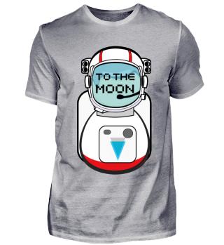 Verge Astronaut Tee