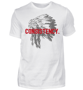 Consistency LYLF Shirt Front