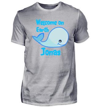 Baby Jonas Zur Feier Deiner Geburt
