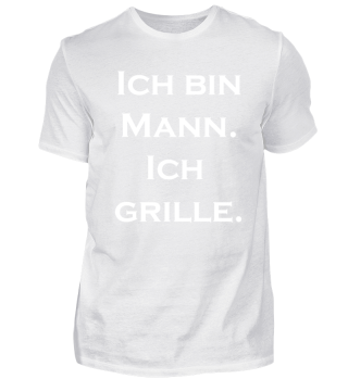 BBQ Barbecue Mann Grillen Fleisch Gemüse