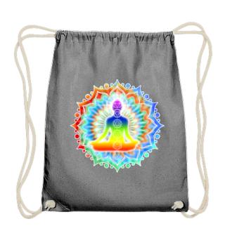 ♥ Yoga Lotus Chakra Meditation II Frau