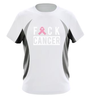 Fck Cancer Shirt breast cancer 14